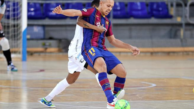 Suspendida la Supercopa de España de Fútbol Sala entre el Barça y el Movistar Inter F.S.