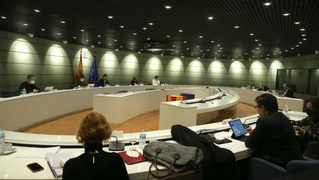 Reunión de ERTE en el Ministerio de Trabajo