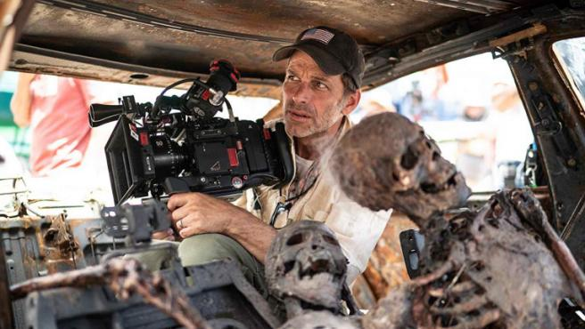 Zack Snyder rodando 'Army of the Dead'