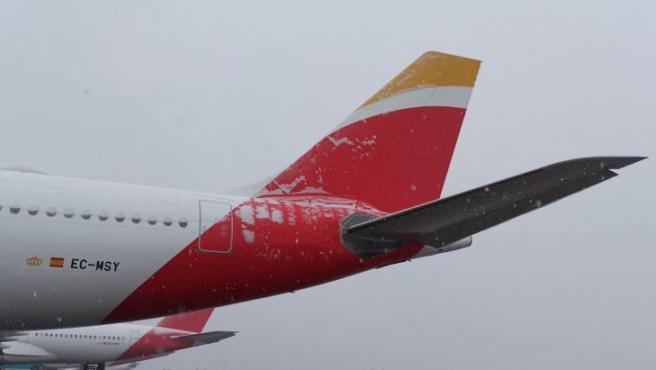 Iberia traerá este lunes dos nuevos envíos de vacunas desde Bruselas con destino a Gran Canaria y Tenerife