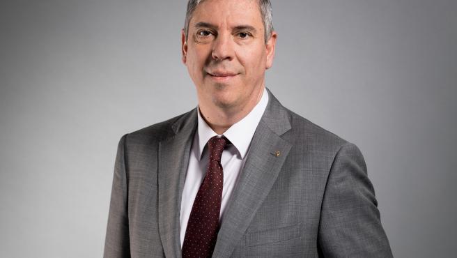 José Vicente de los Mozos es desde el 8 de enero presidente y director general de Renault España, entre otros cargos internacionales.
