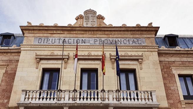 Fachada Diputación Cuenca