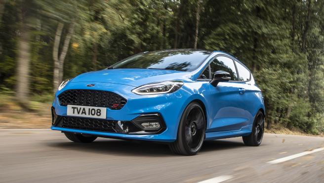 Ford Fiesta ST Edition.