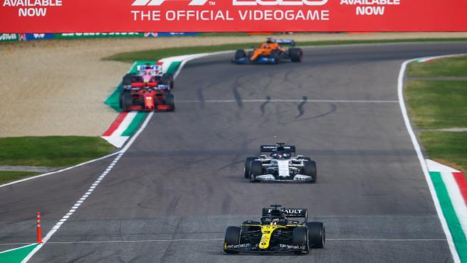 GP de Emilia Romaña de 2020, en Imola