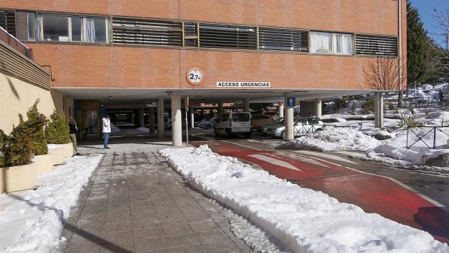 Urgencias Hospital Guadalajara