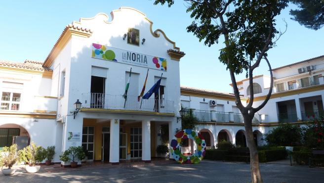 Sede de La Noria de la Diputación de Málaga
