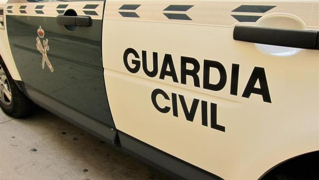 Vehículo de la Guardia Civil en una imagen de archivo.
