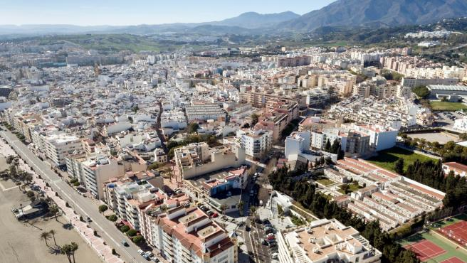 Vistas de Estepona (Málaga)