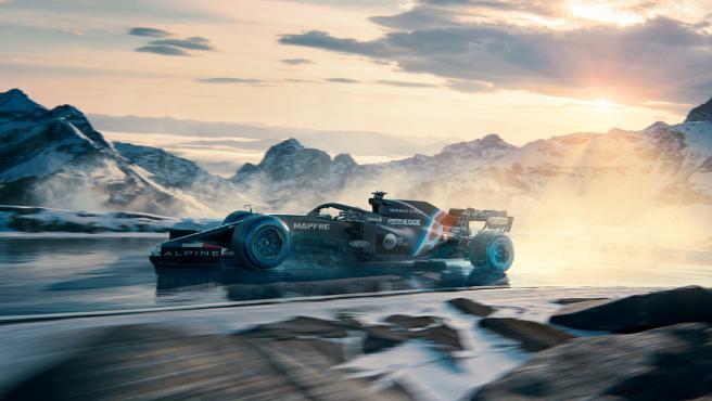 Alpine A521, el nuevo coche de Fernando Alonso para la temporada 2021 de Fórmula 1