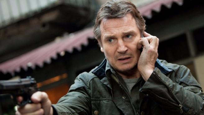 Liam Neeson en 'Venganza'