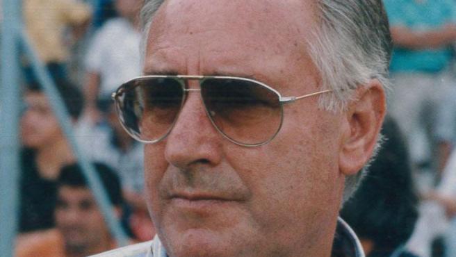 Vicente Cantatore, en su etapa en el Valladolid