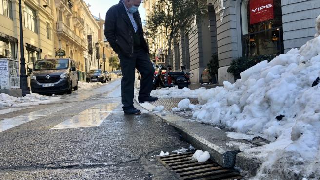 La situación de las alcantarillas en Madrid.
