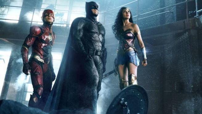 Una imagen de 'Liga de la Justicia'
