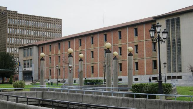 Instituto Aramo de Oviedo.