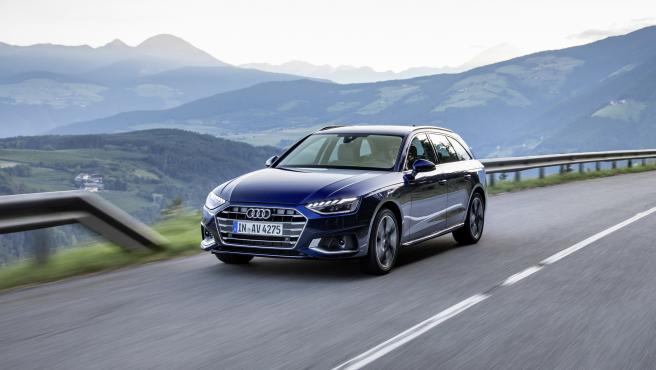 Modelo Audi.