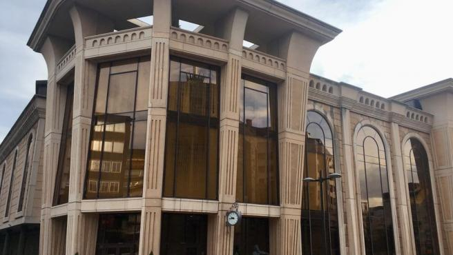 Auditorio de Oviedo
