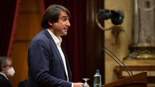 El diputado de JxCat Francesc Dalmases