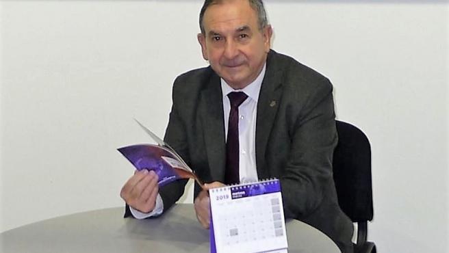 El viceconsejero de Trabajo, Jon Azkue, en entrevista a Europa Press