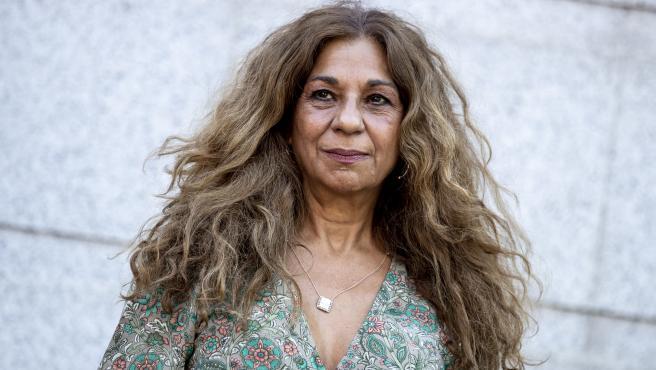 Lolita Flores, en una imagen de julio de 2020.