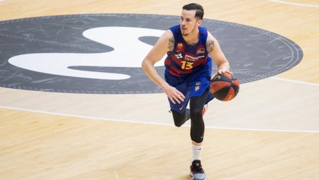 Thomas Heurtel, exjugador del FC Barcelona.