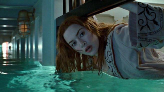 Kate Winslet en 'Titanic'