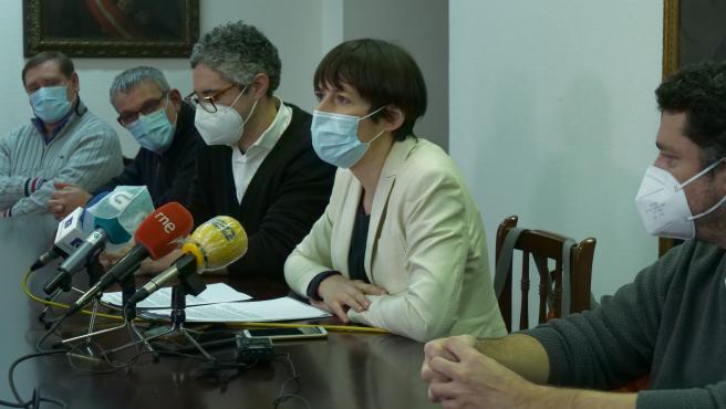 Pontón atribuye el cierre de empresas en Ferrolterra a la falta de compromisos políticos de Xunta y Gobierno central