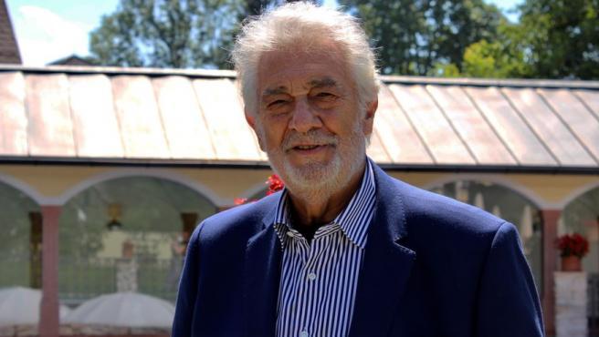 Plácido Domingo.