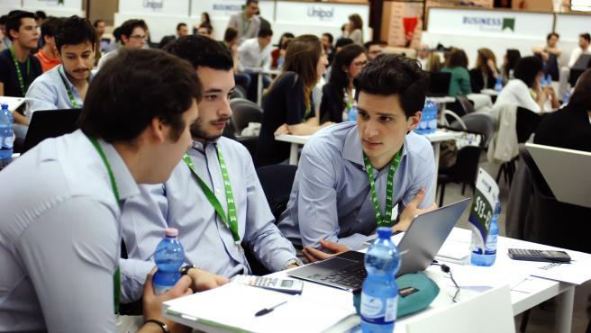 Seis estudiantes de la Universidad de Zaragoza se presentan al concurso