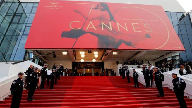 El coronavirus vuelve a amenazar el Festival de Cannes