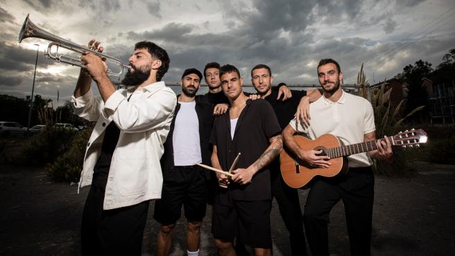 Orsai, la banda formada por seis futbolistas del Athletic