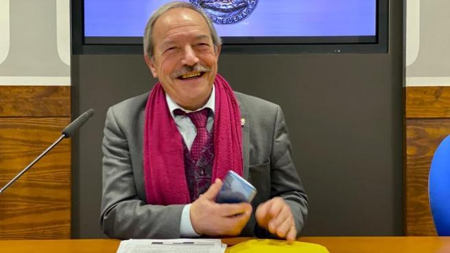 Wenceslao López, en una imagen de archivo