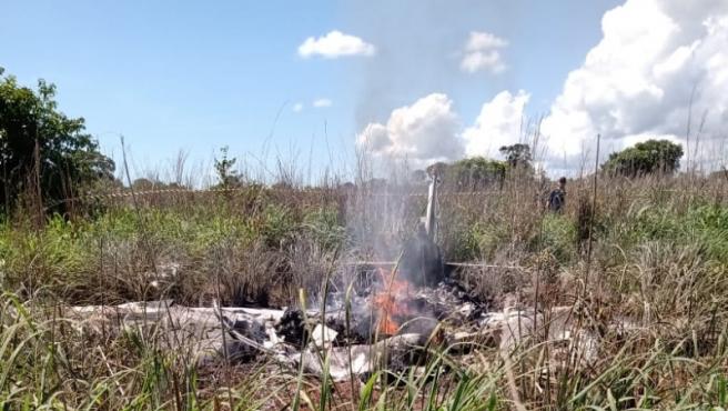Accidente aéreo del Palmas Futebol e Regatas