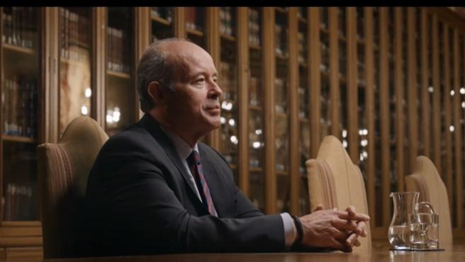 El ministro de Justicia, Juan Carlos Campo, en el programa 'Salvados'.
