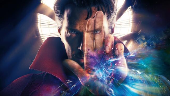 Imagen promocional de 'Doctor Strange'