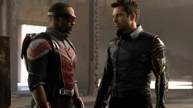 Fotograma de 'The Falcon and the Winter Soldier'