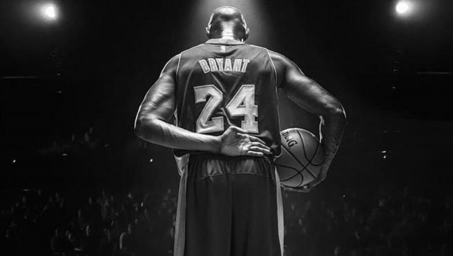 Kobe Bryant, leyenda de Los Angeles Lakers.