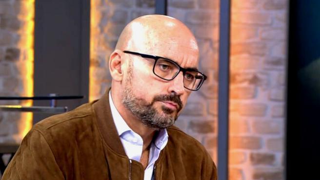 Diego Arrabal, en 'Viva la vida'.