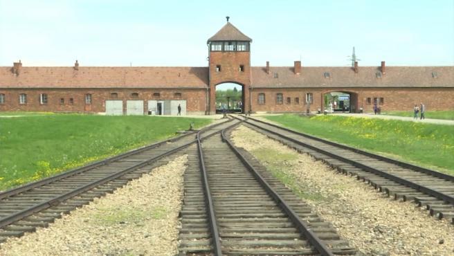 Este miércoles se cumplen 76 años de la liberación de Auschwitz