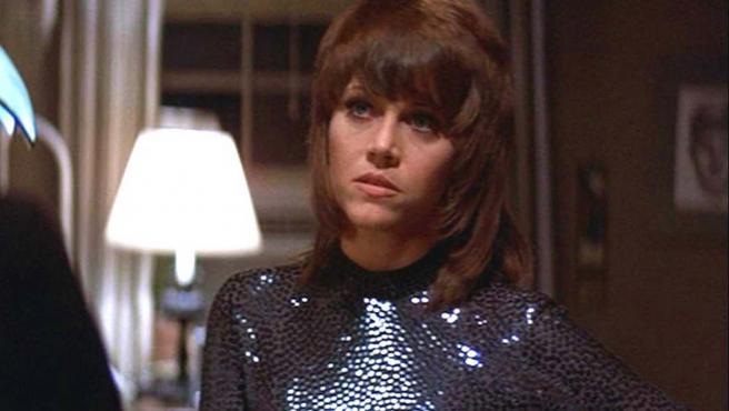 Jane Fonda en 'Klute' (1971).