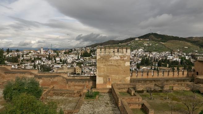 La Torre de las Gallinas, en la Alhambra