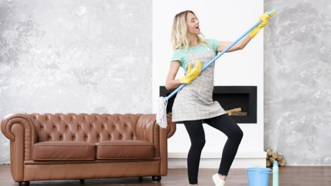 Este 'gadget' ayuda a limpiar la casa de arriba a abajo.