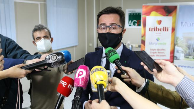 El alcalde de El Ejido, Francisco Góngora (PP), reacciona a la ruptura con Vox