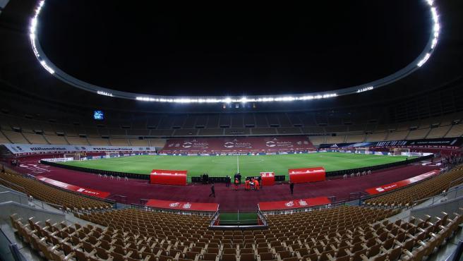 La Cartuja albergará la final aplazada de la Copa del Rey 2020 sin público.