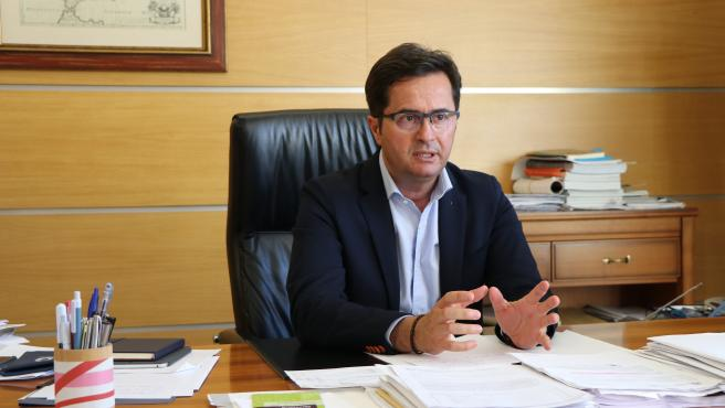 El alcalde de El Ejido (Almería), Francisco Góngora (PP)