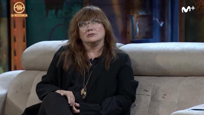 Isabel Coixet, en 'La Resistencia'.