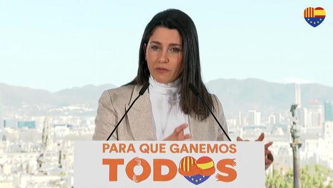 """Arrimadas propone una auditoría del """"gasto superfluo"""" del Govern"""