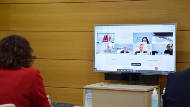 El Gobierno de Castilla-La Mancha traslada a las empresas de capital británico de la región el apoyo a su actividad y al desarrollo de inversiones en el nuevo escenario Brexit.