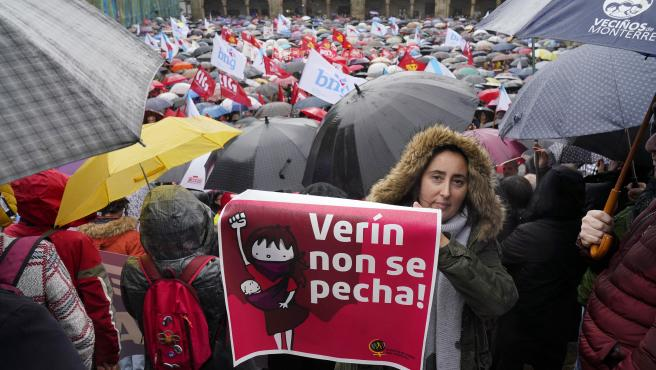 """Manifestación """"Contra el desmantelamiento de los hospitales públicos comarcales"""""""