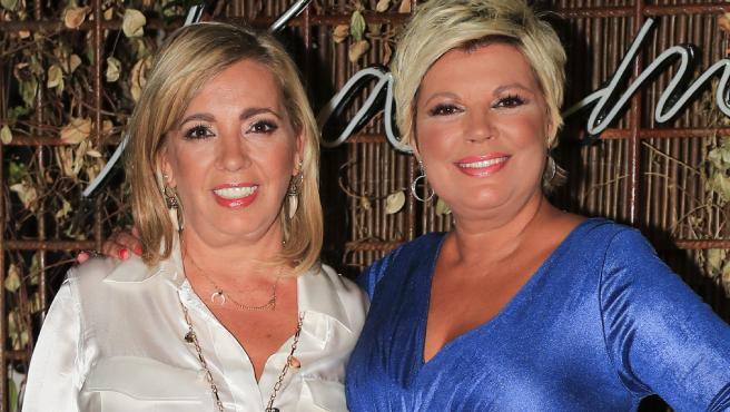 Carmen Borrego y Terelu Campos.