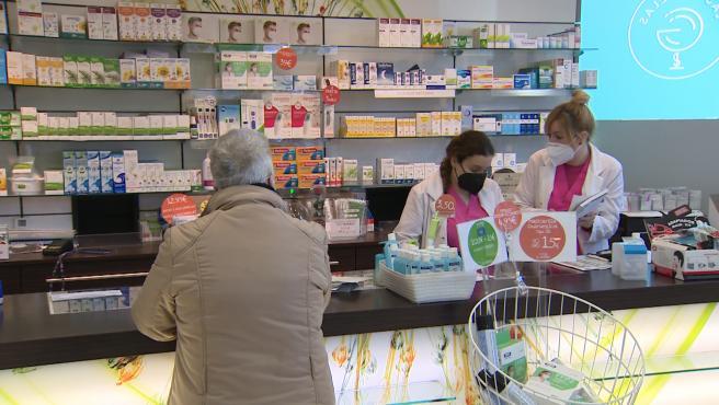 Farmacias de Madrid comienzan a realizar test de antígenos